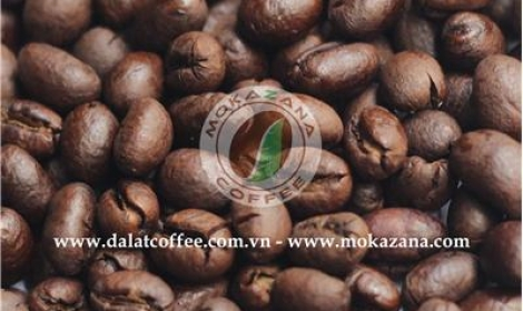 Medium roasted Culi bean