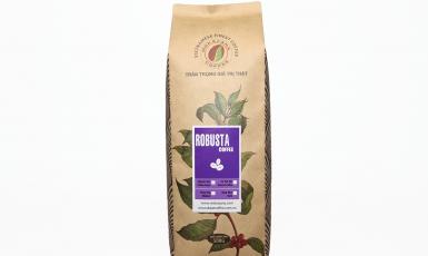 Cà phê bột Robusta nguyên chất - cao cấp