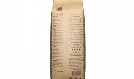 Cà phê bột Culi-robusta rang nâu đậm